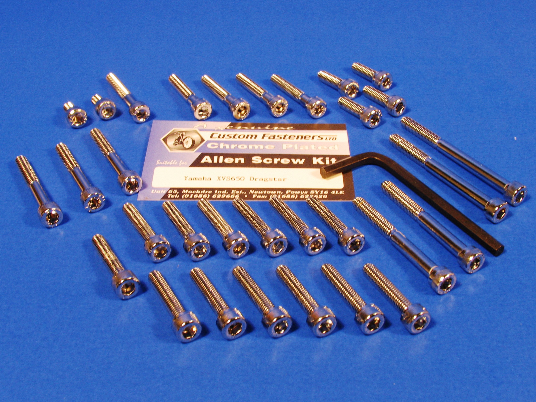 Allen Screw Kits