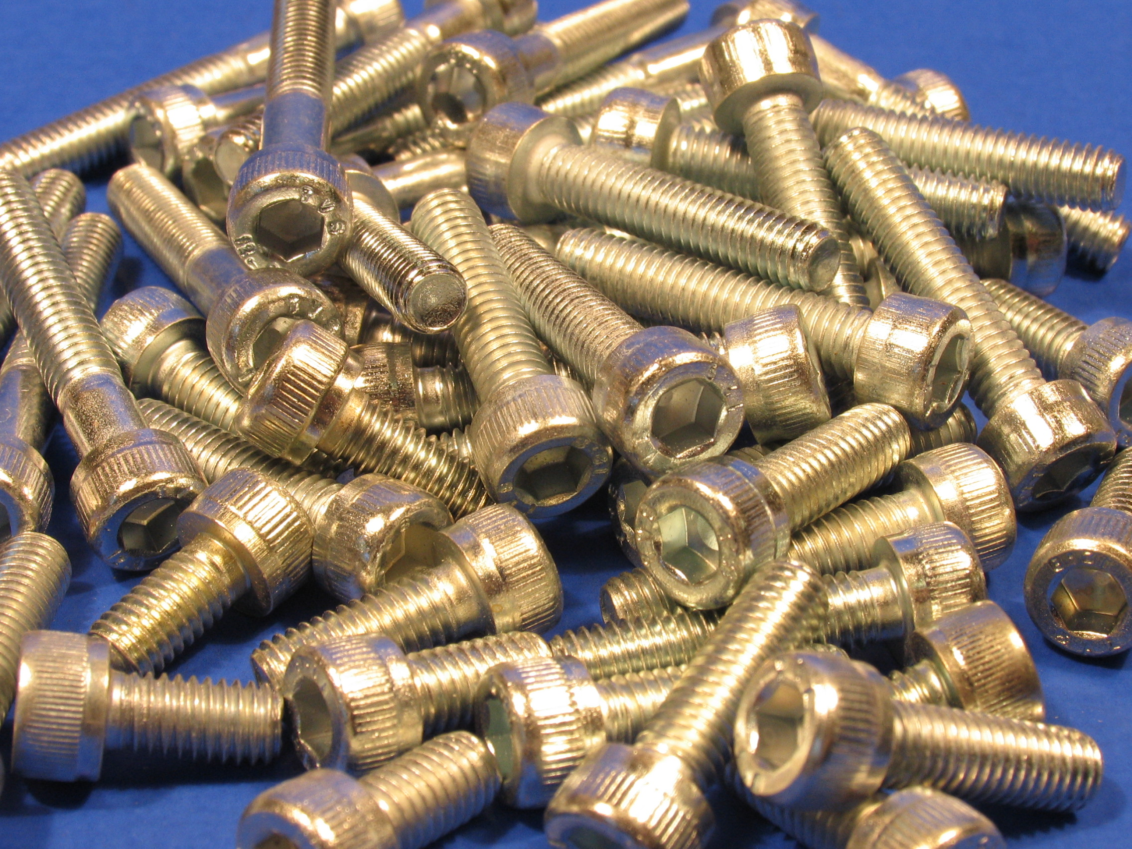 Allen Screws (Socket Head Screws)