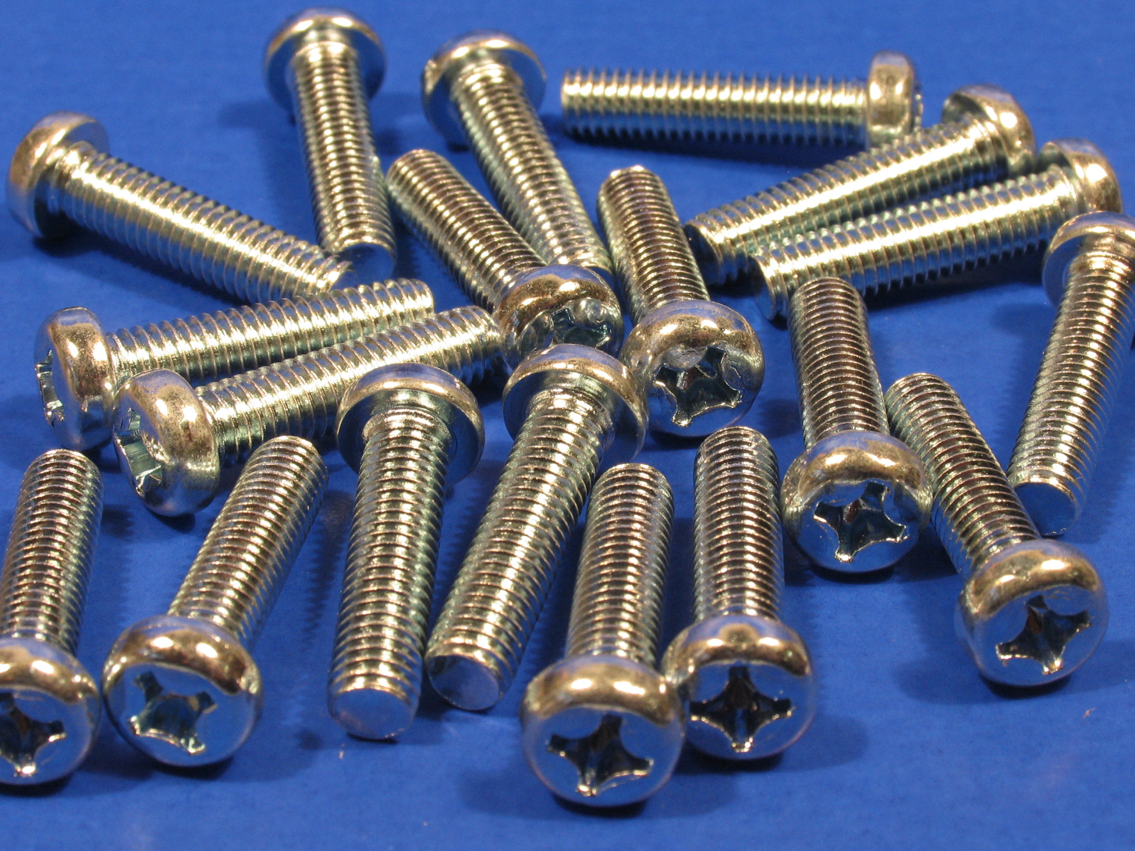 Zinc Plated Mini Packs