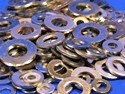 Pack of 200 Assorted Metric Zinc Plated Flat Washers