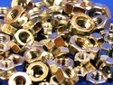 Pack of Assorted Stainless Steel Metric Nuts (approx. 100pcs)