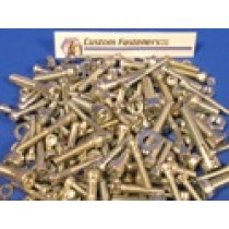 Pack of Assorted Stainless Steel UNC Allen Screws, Nuts and Washers (approx 200 pcs)