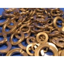 Pack of 100 Assorted Imperial Stainless Steel Spring Washers