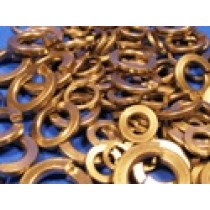 Pack of 100 Assorted Metric Stainless Steel Spring Washers