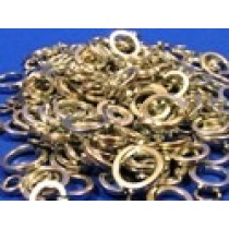 Pack of 200 Assorted Metric Zinc Plated Spring Washers